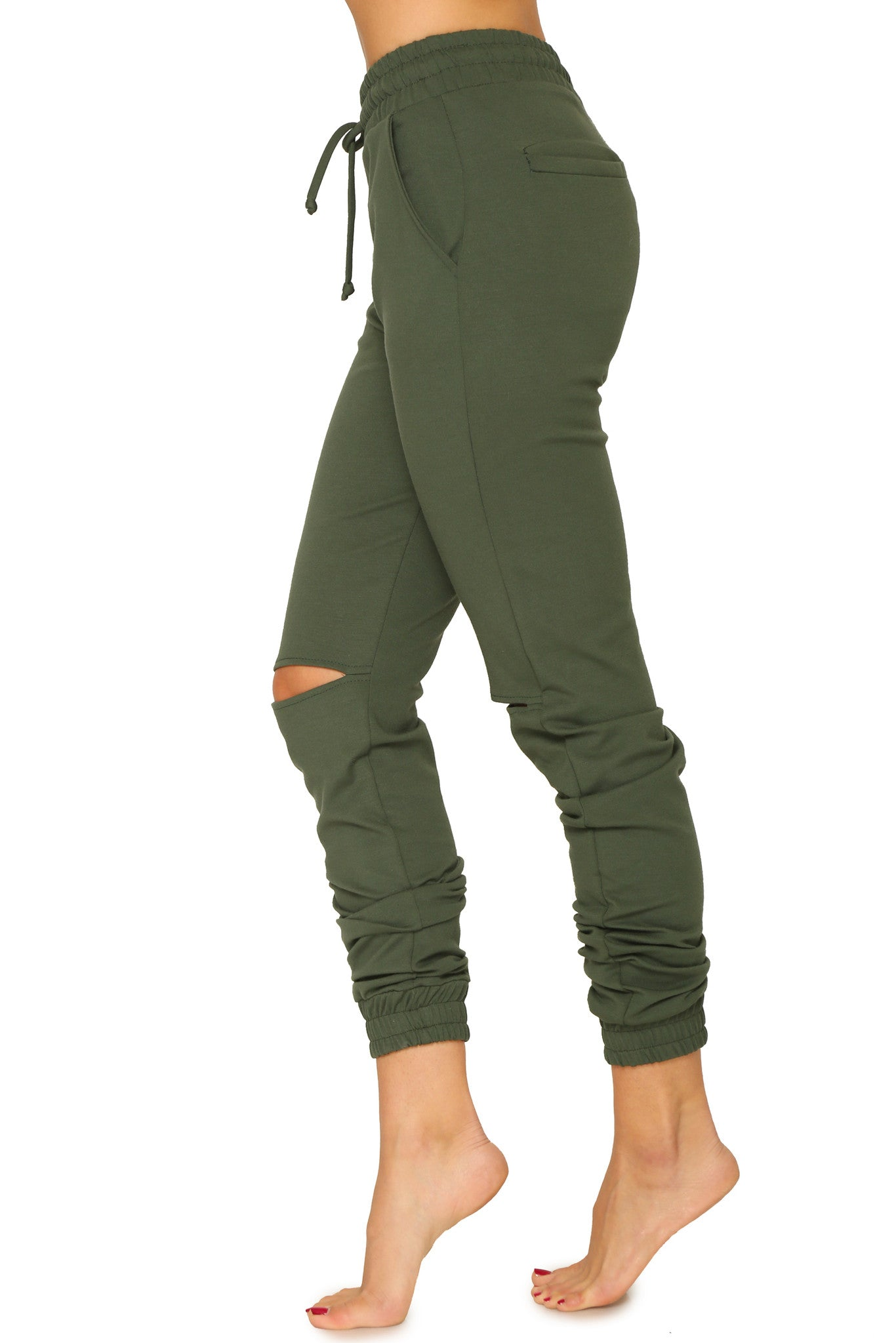 TAWNY SWEAT PANTS - Glam Envy - 5