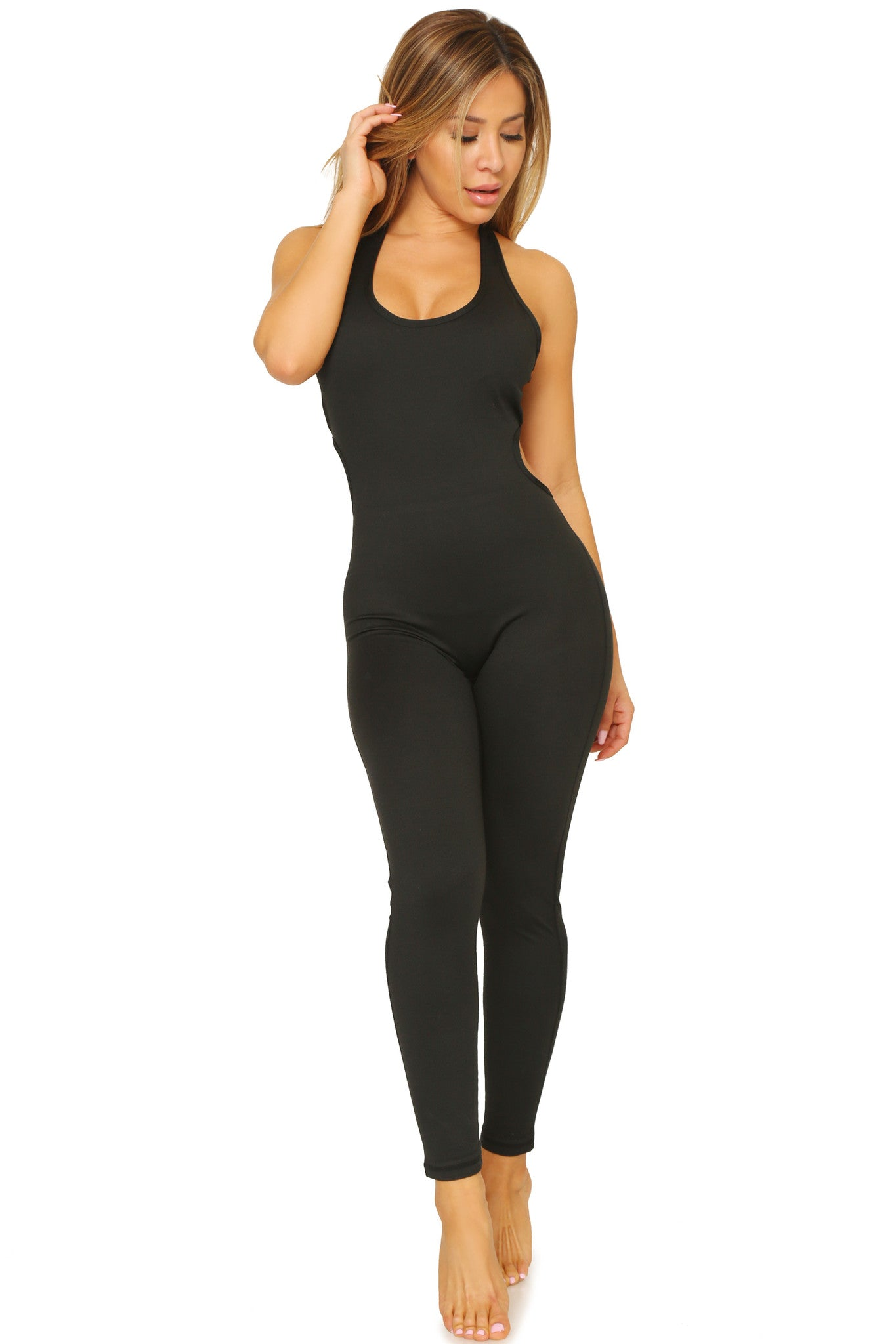 MICHELLE YOGA UNITARD