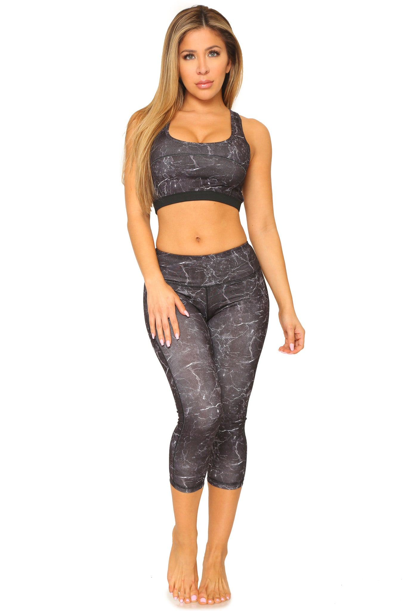 CHERIE WORKOUT SET - Glam Envy - 1