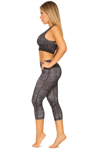 CHERIE WORKOUT SET - Glam Envy - 2
