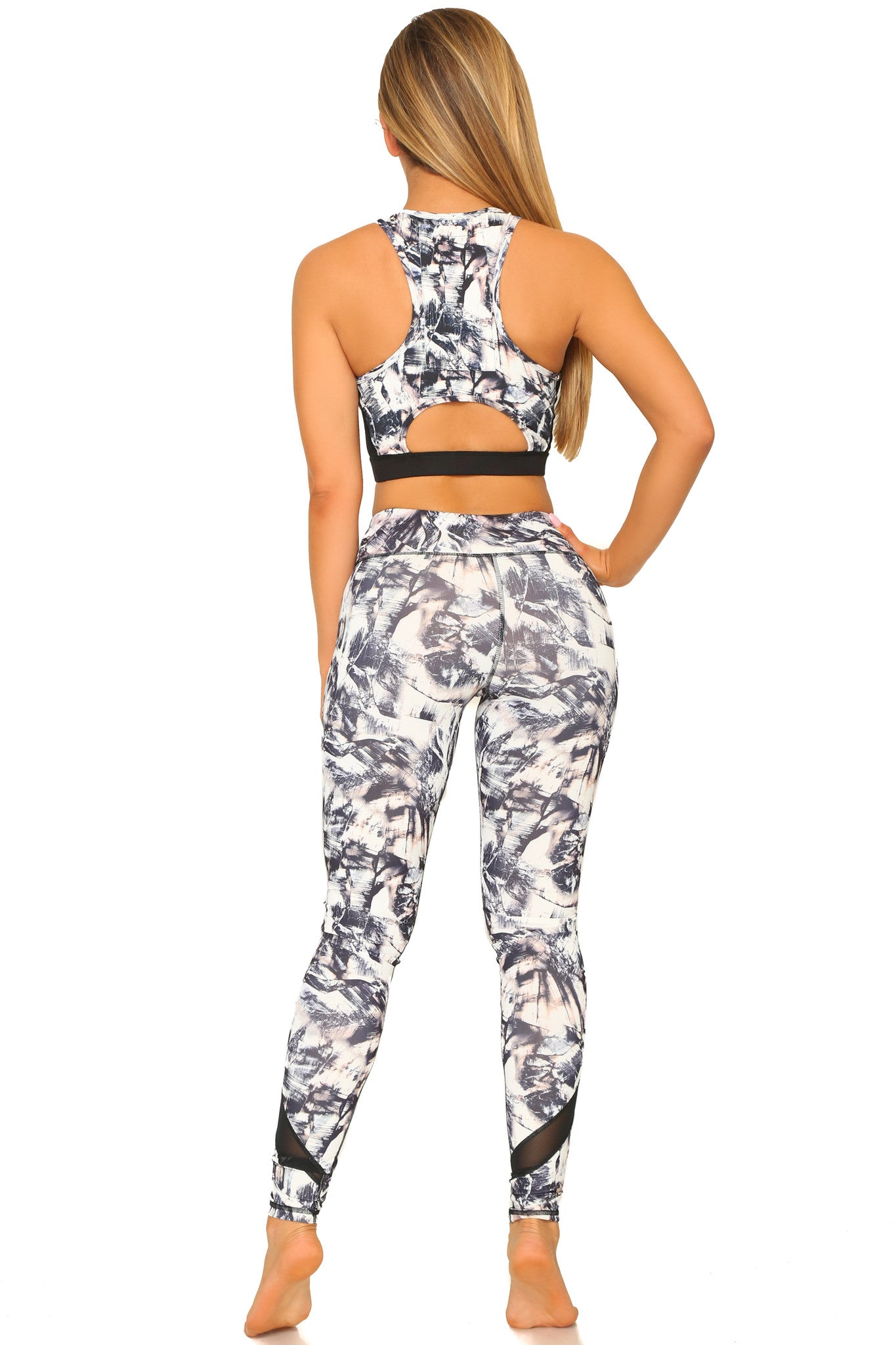 ABIGAIL WORKOUT SET - Glam Envy - 3