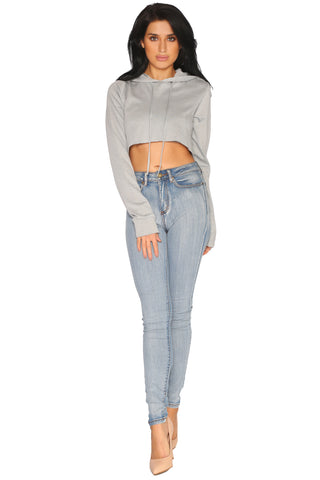 BOSS BABE CROPPED SWEATER (NO RESTOCKS)
