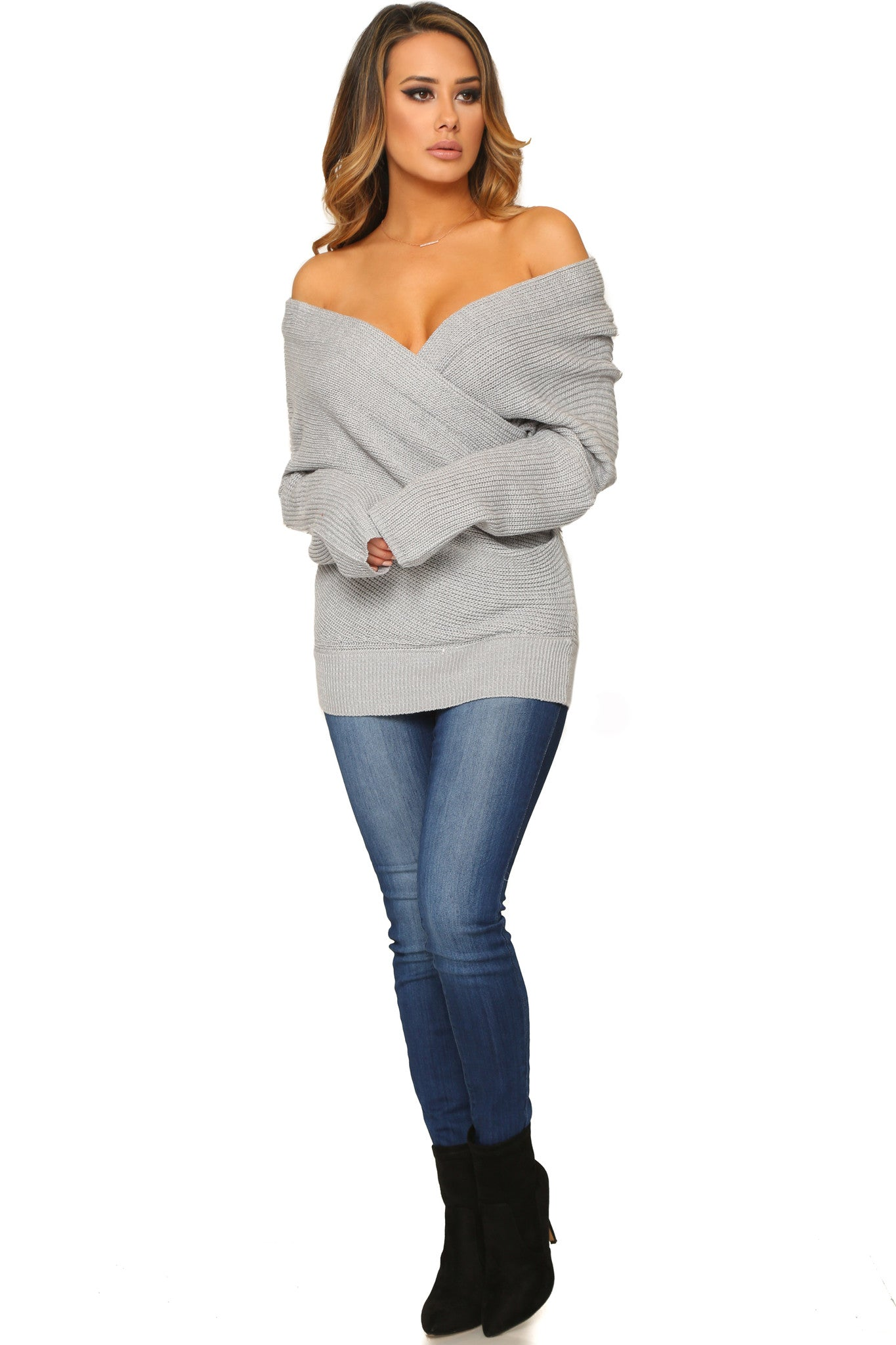 JANET SWEATER - Glam Envy - 1