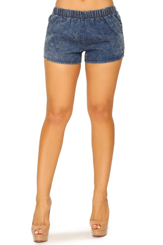KAYA DENIM SHORTS