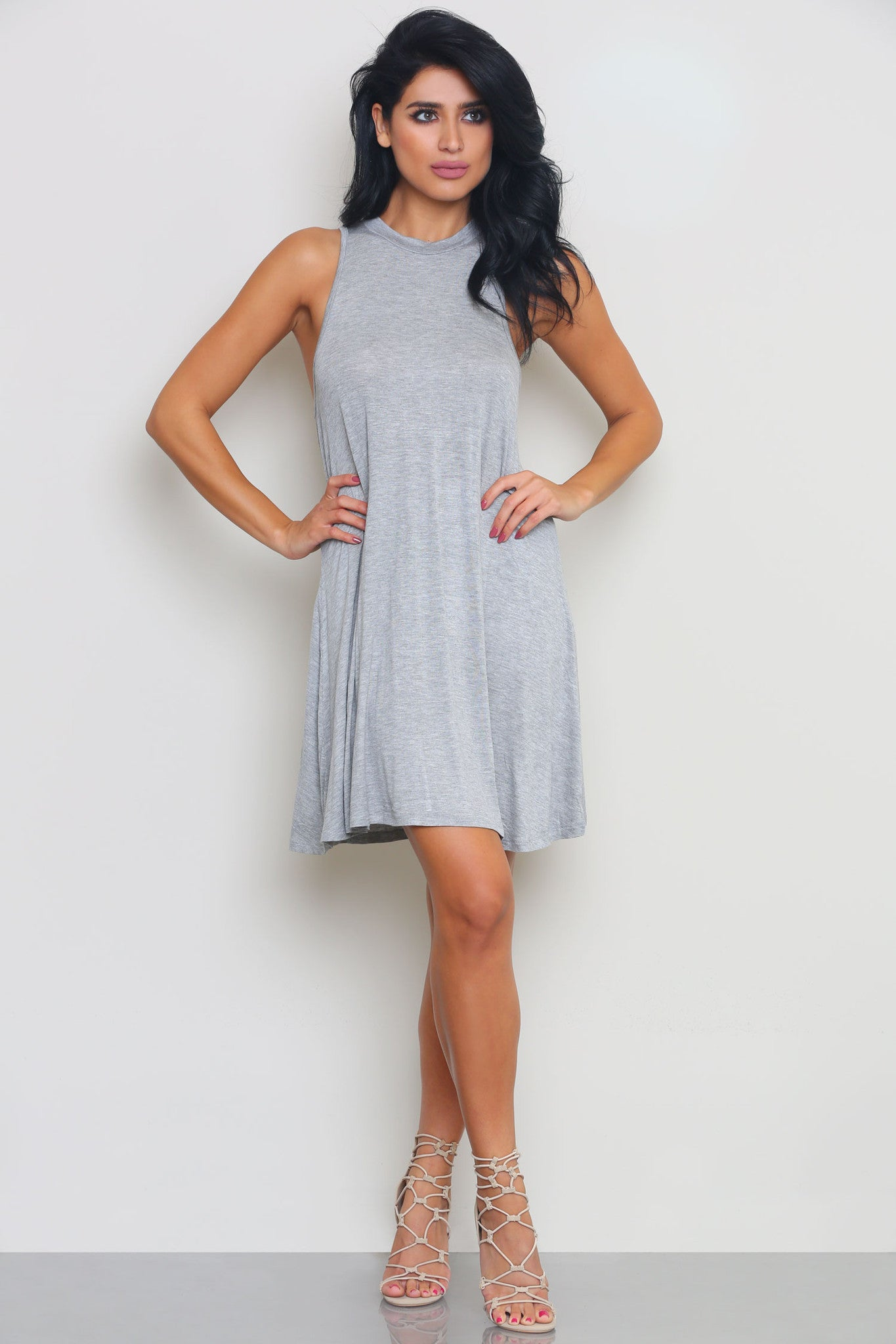 AUDREY SWING DRESS - Glam Envy - 1