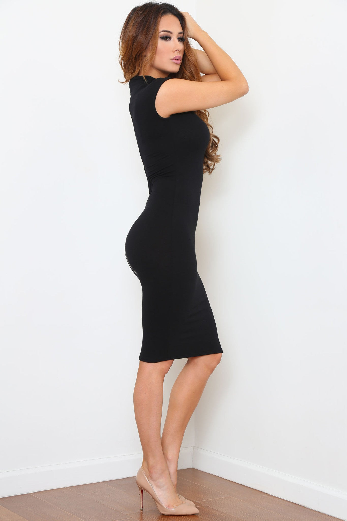ALLIE DRESS - Glam Envy - 2