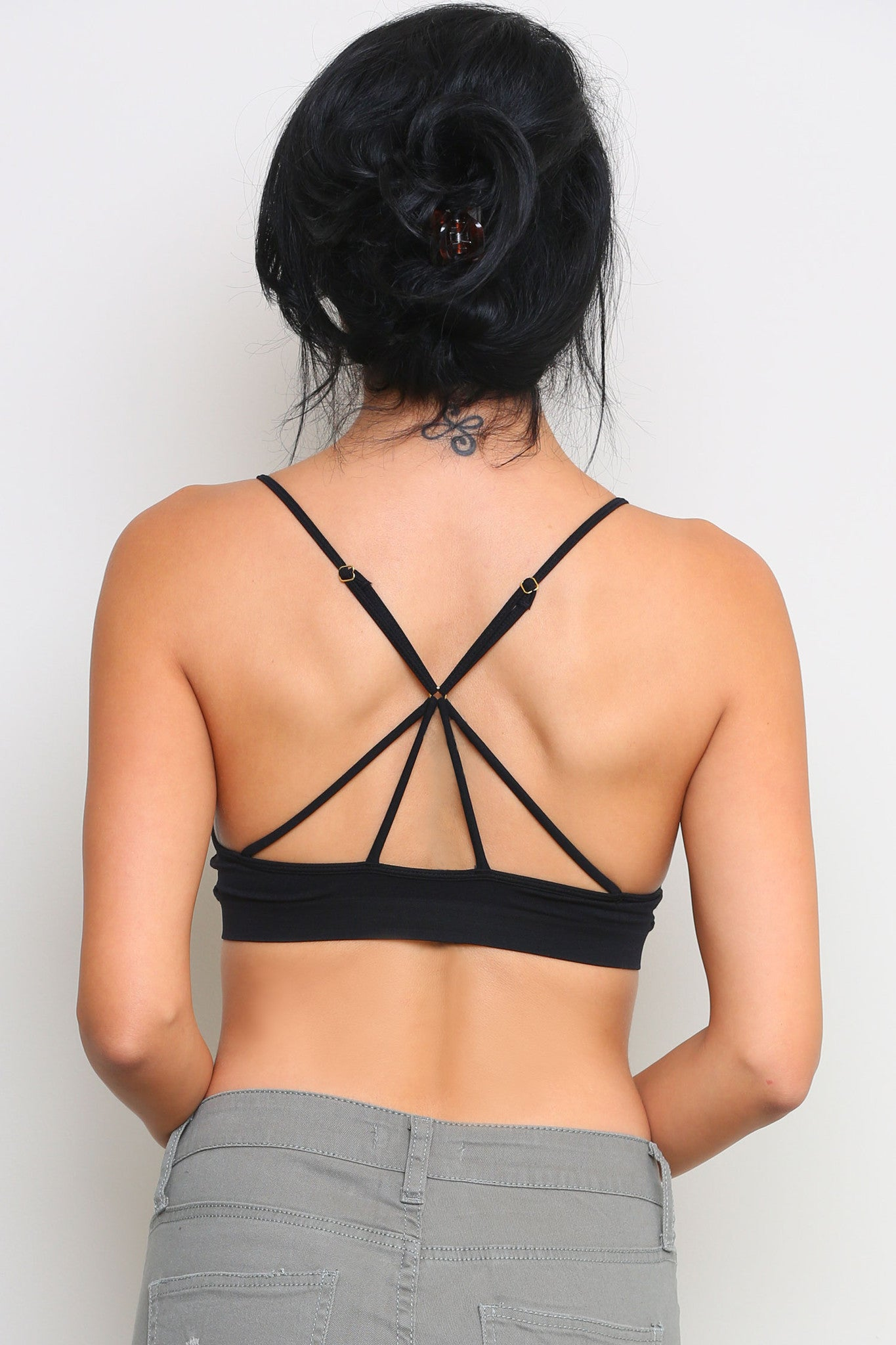 Y BACK BRALETTE - Glam Envy - 3