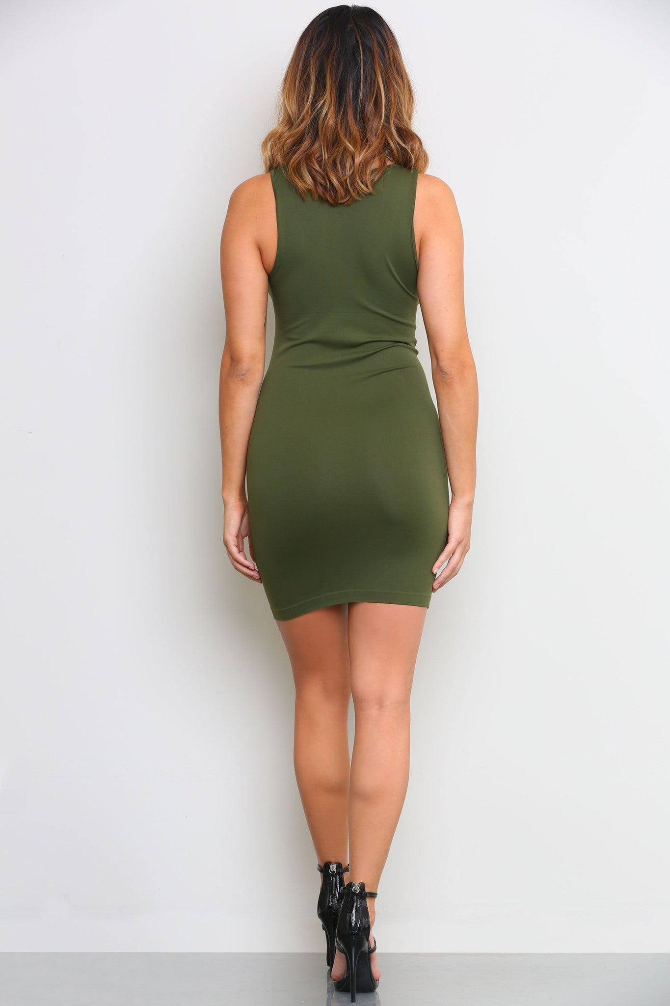 LEAH SLIP DRESS - Glam Envy - 3