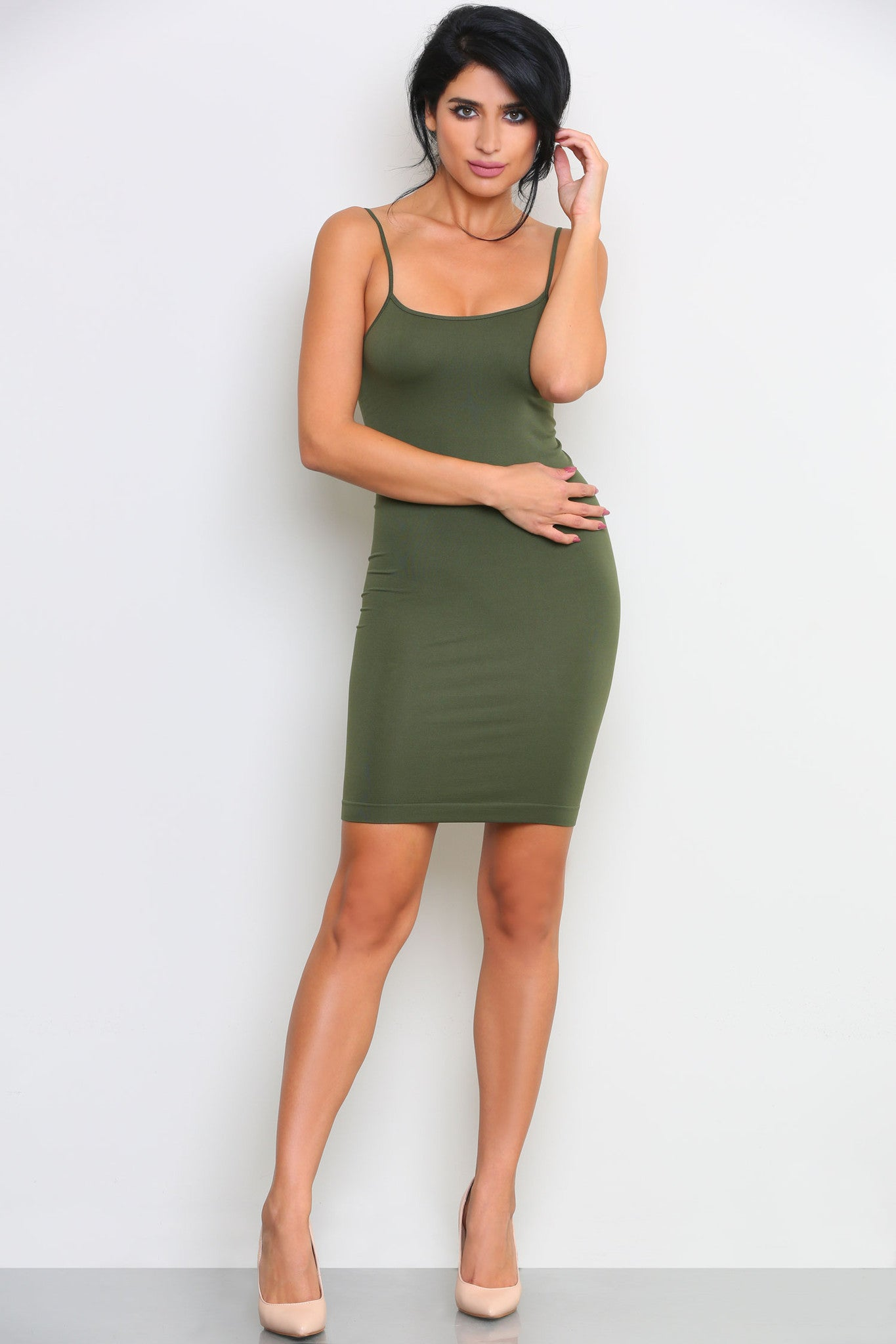 BROOKE SLIP DRESS - Glam Envy - 1