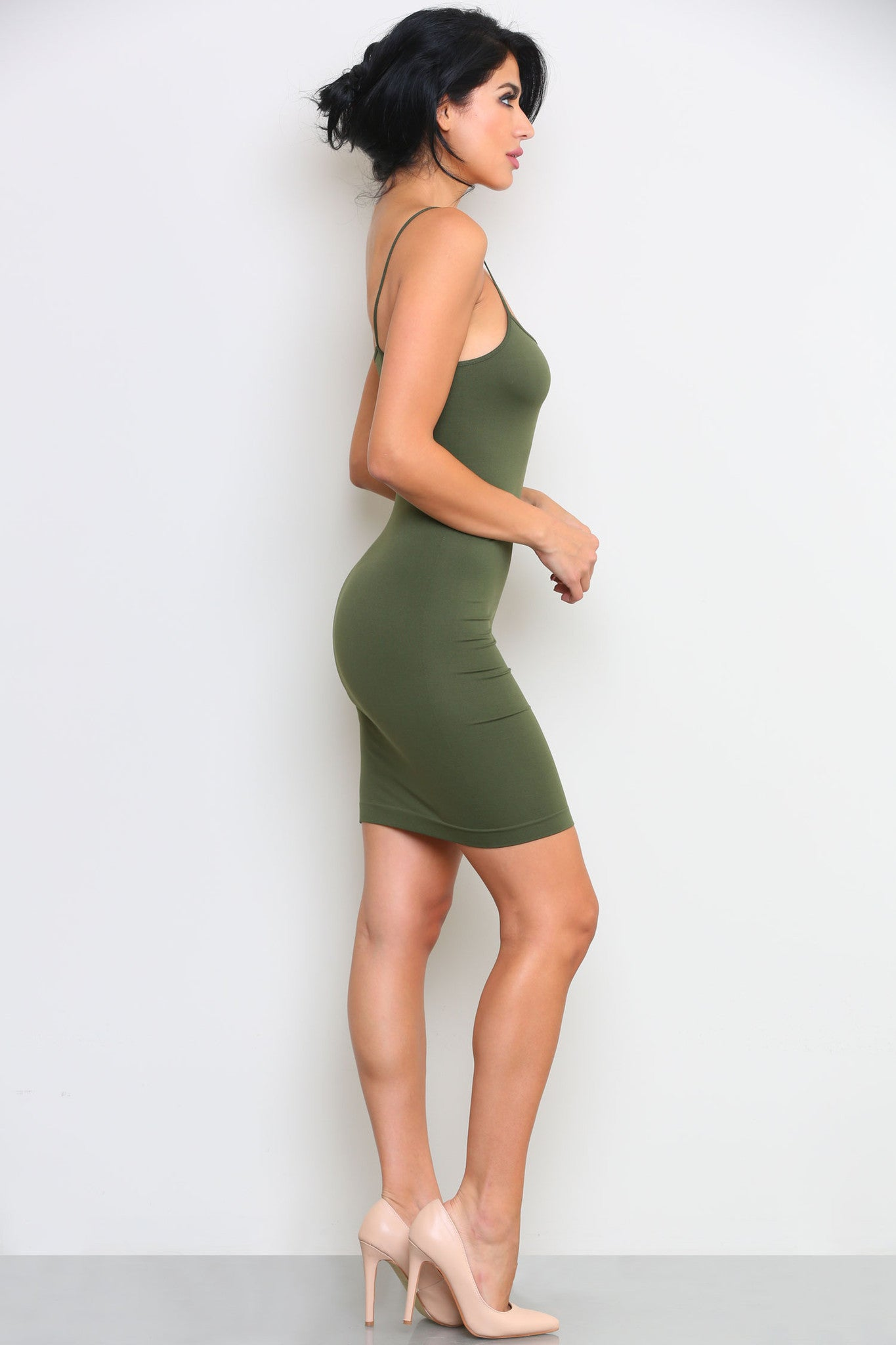 BROOKE SLIP DRESS - Glam Envy - 2