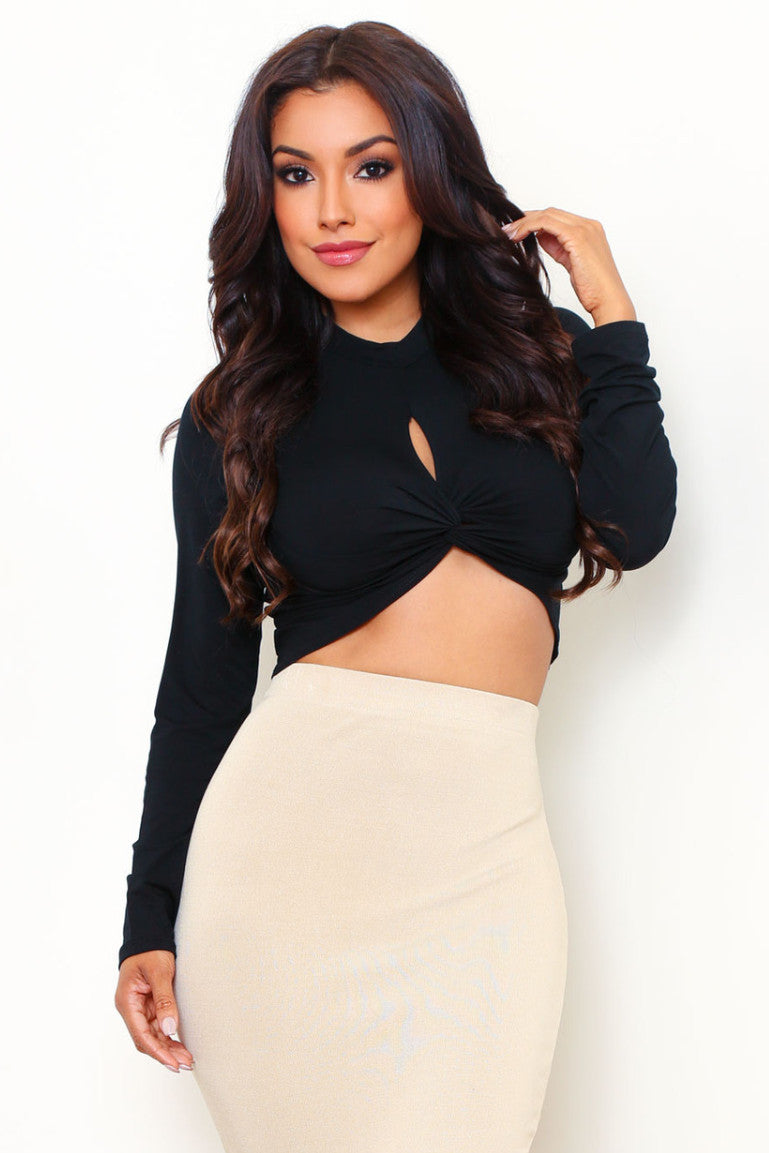 GIA CROP TOP - Glam Envy - 1