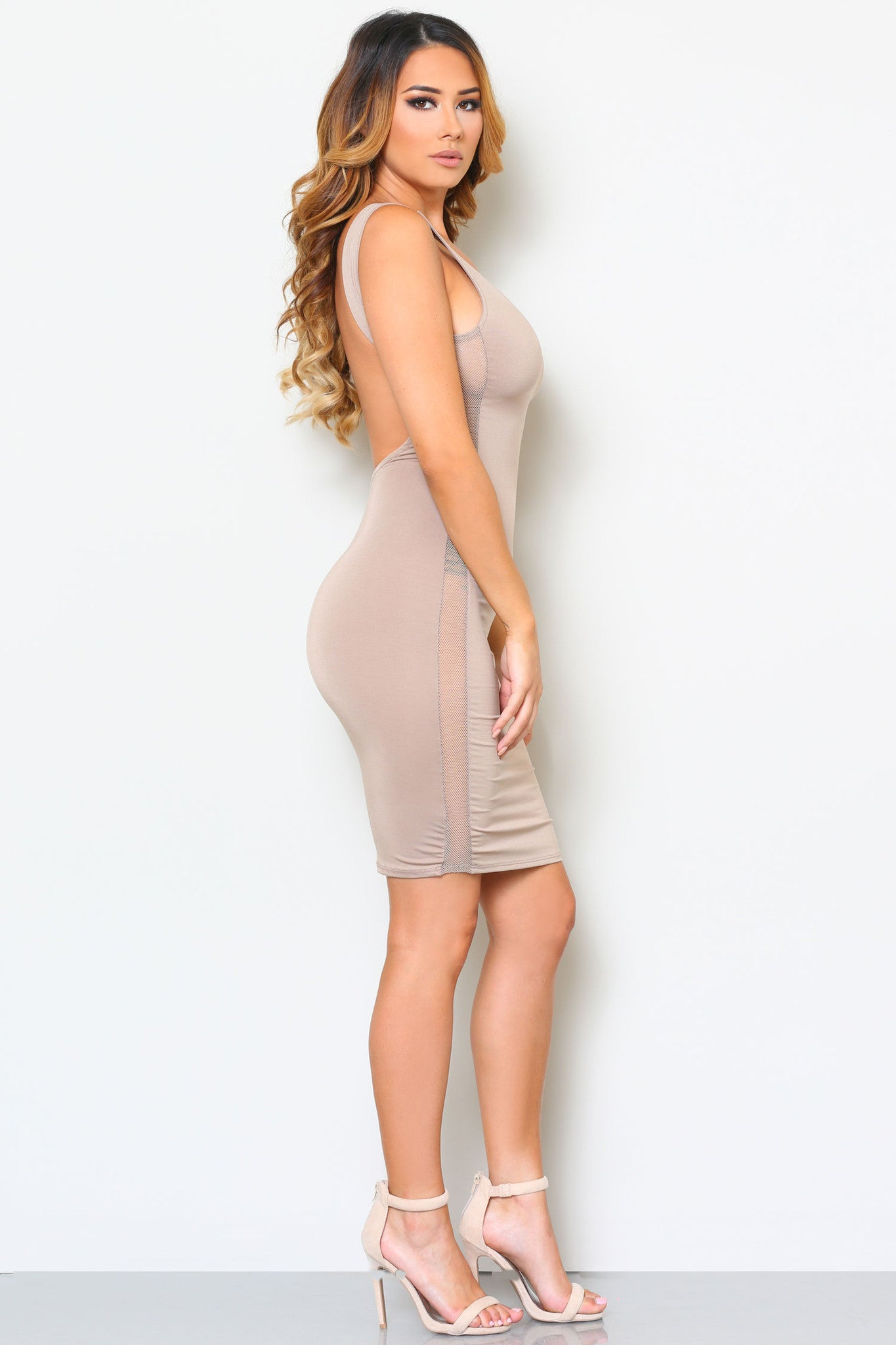 RAQUEL DRESS - Glam Envy - 1