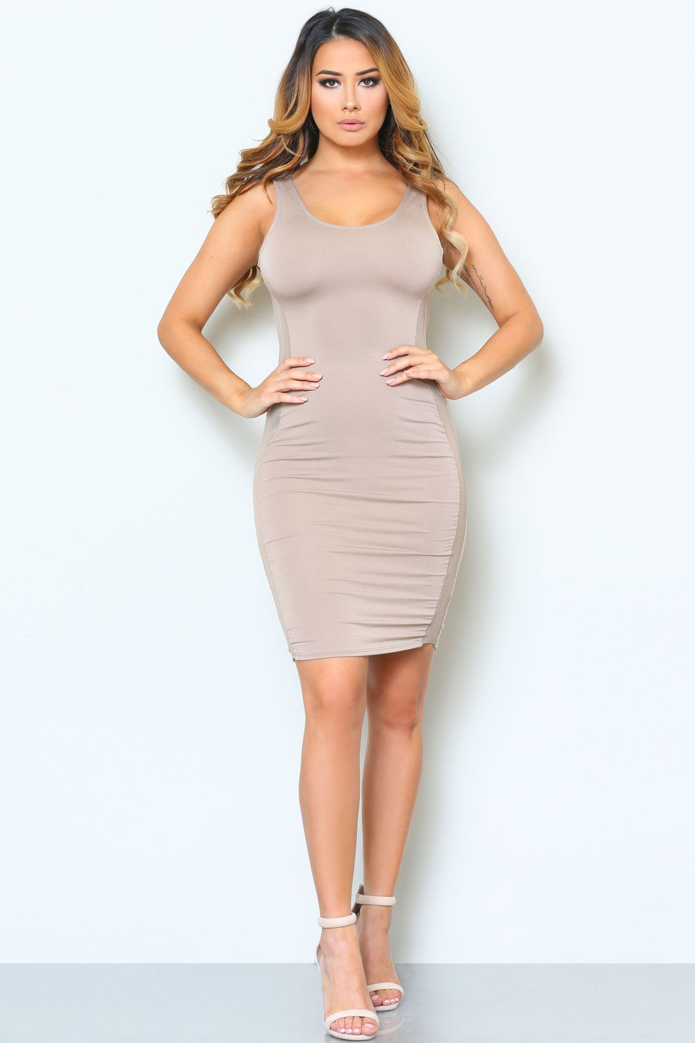 RAQUEL DRESS - Glam Envy - 2