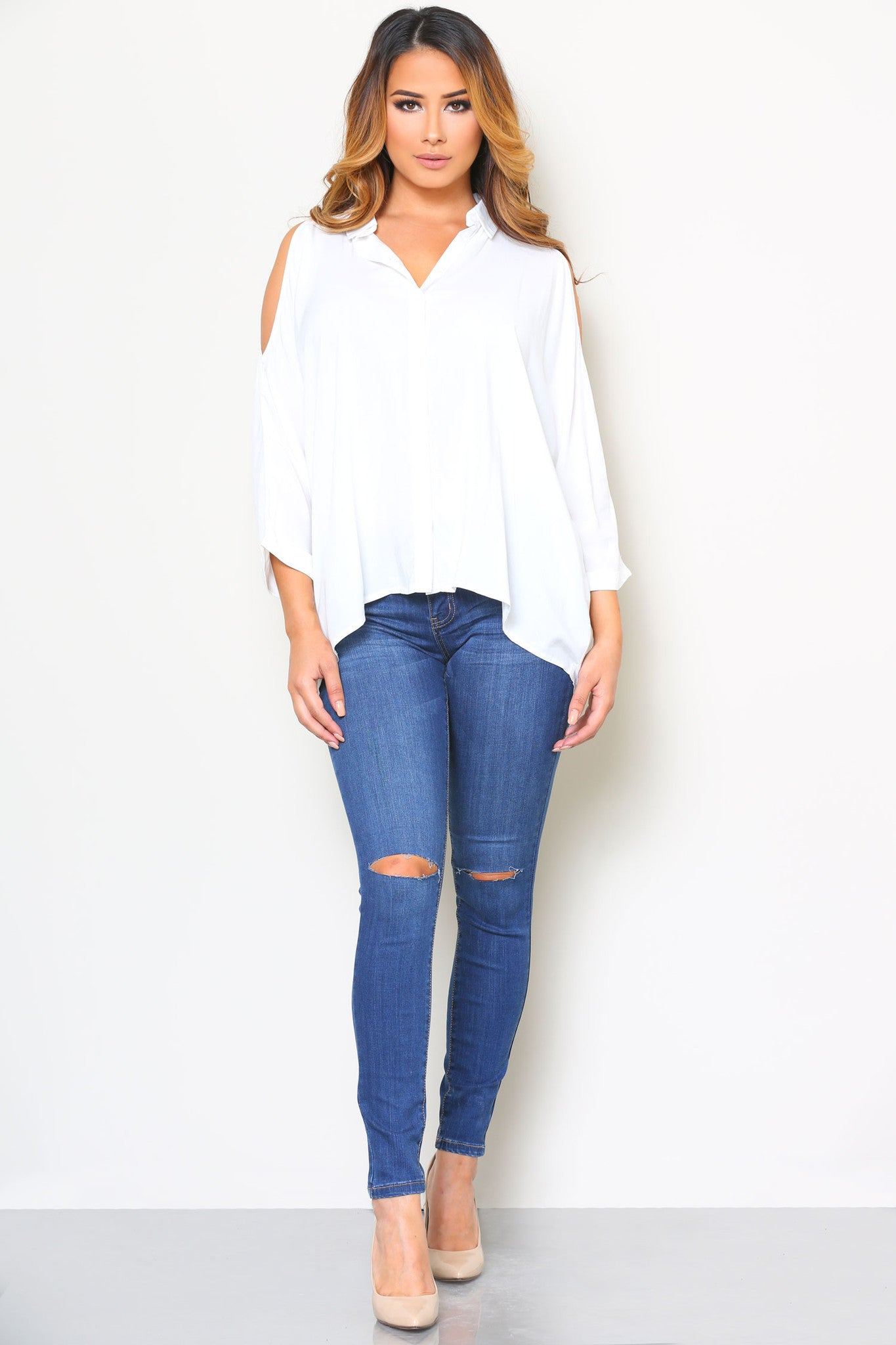 WILLOW BLOUSE - Glam Envy - 1