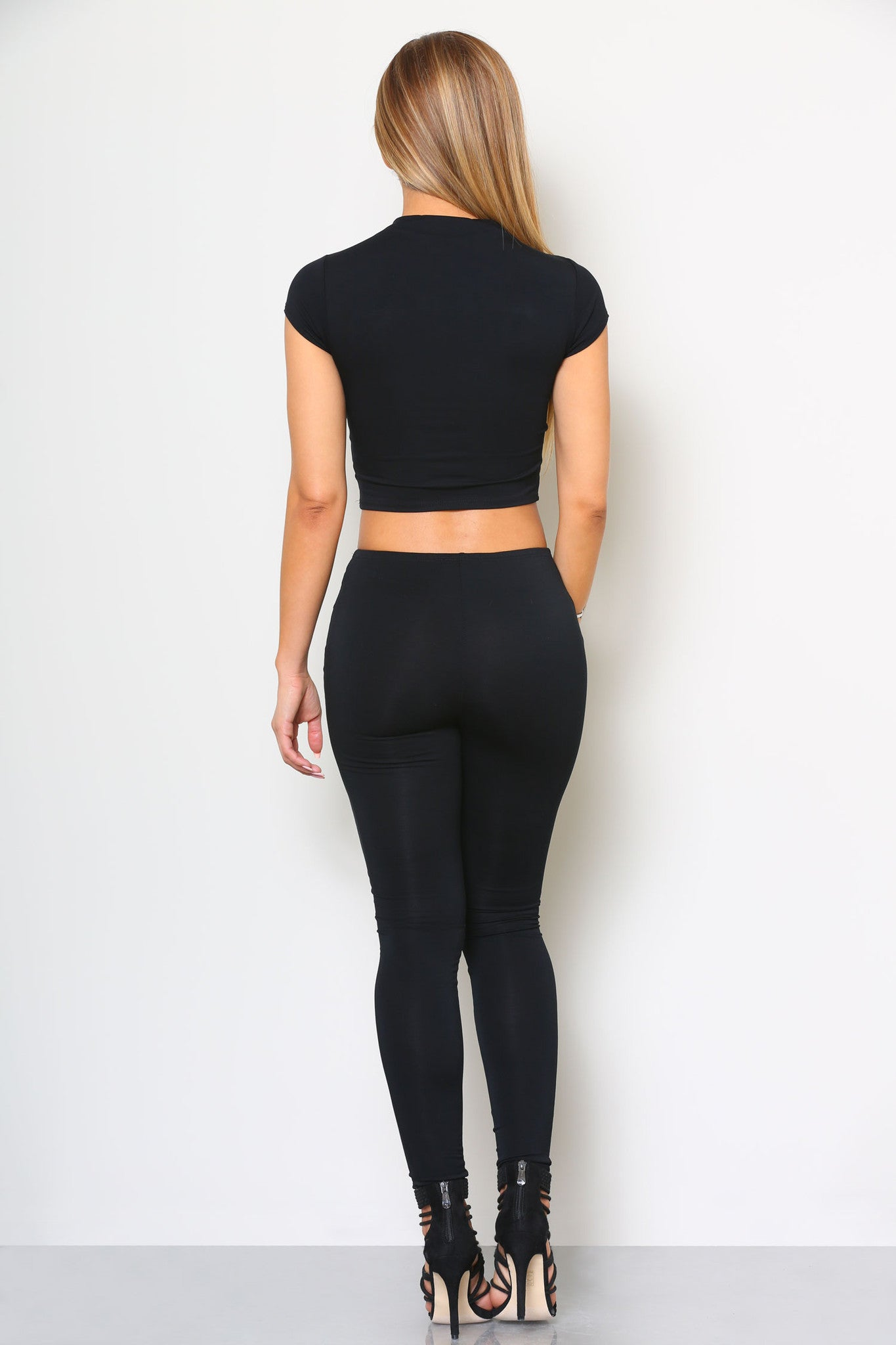 ERIKA CROP TOP AND LEGGINGS SET (SOLD SEPARATELY) - Glam Envy - 3