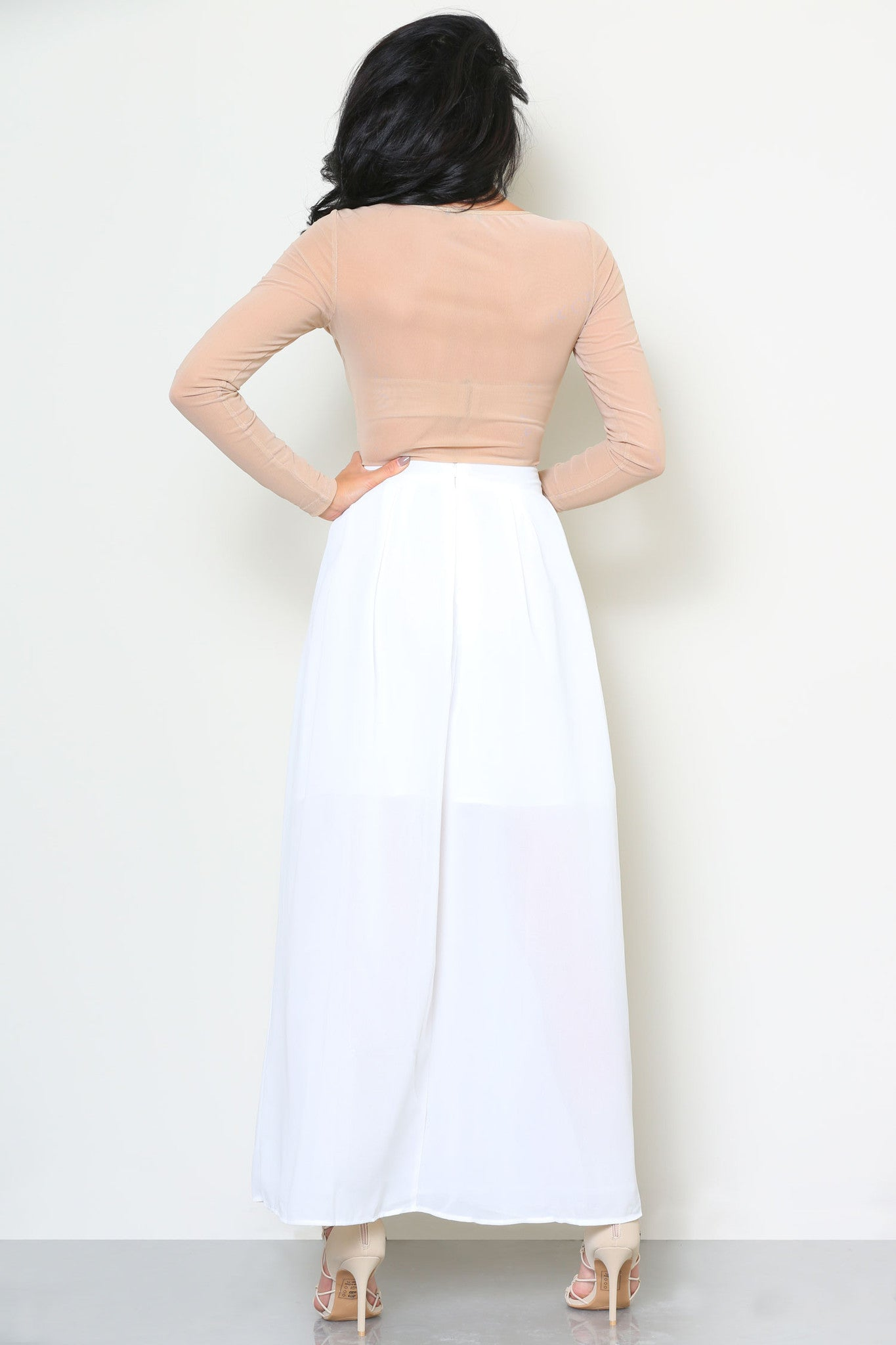 ADALINE SKIRT - Glam Envy - 3