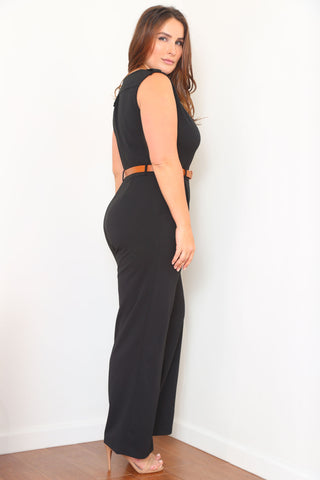 LOLA JUMPSUIT - Glam Envy - 2