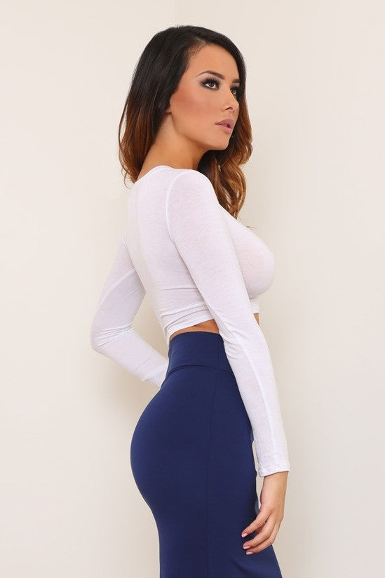 BECCA CROP TOP - Glam Envy - 2