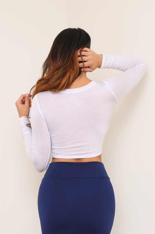 BECCA CROP TOP - Glam Envy - 3