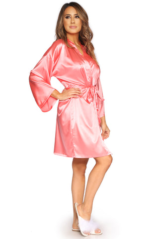 LOVE IN THE AIR ROBE