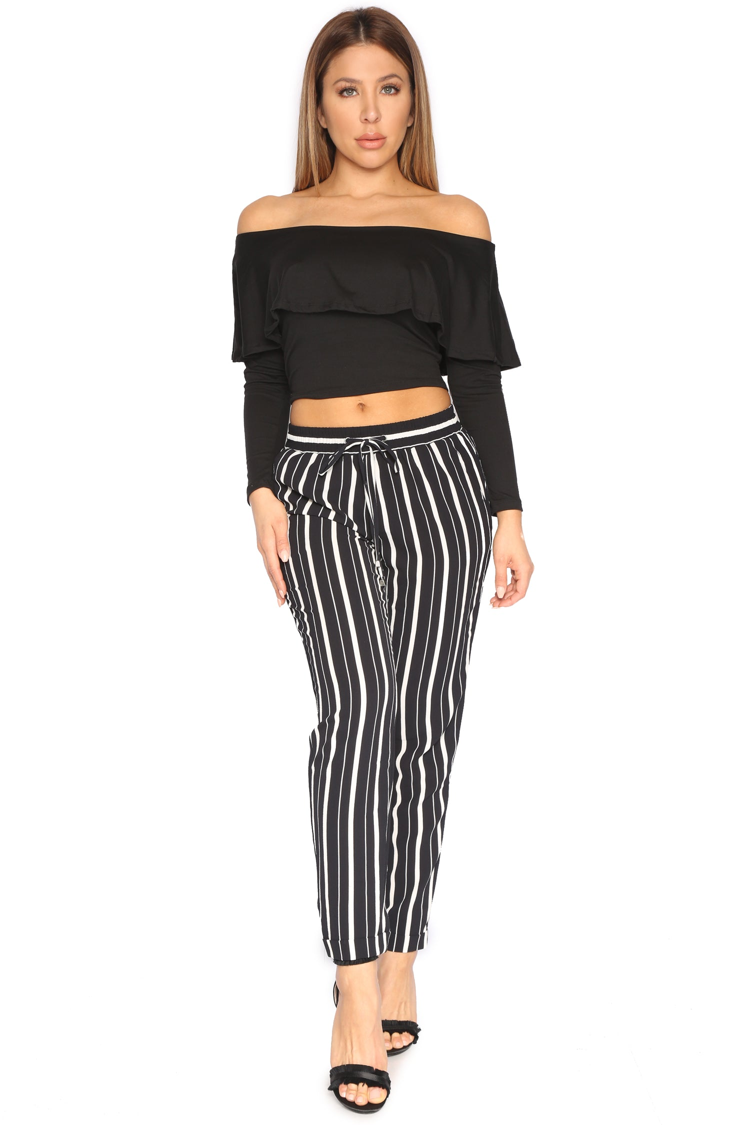 MARTINE CROP TOP