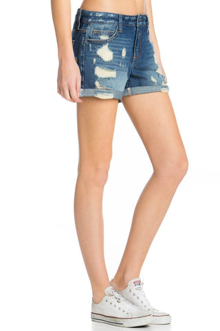 STELLA DENIM SHORTS
