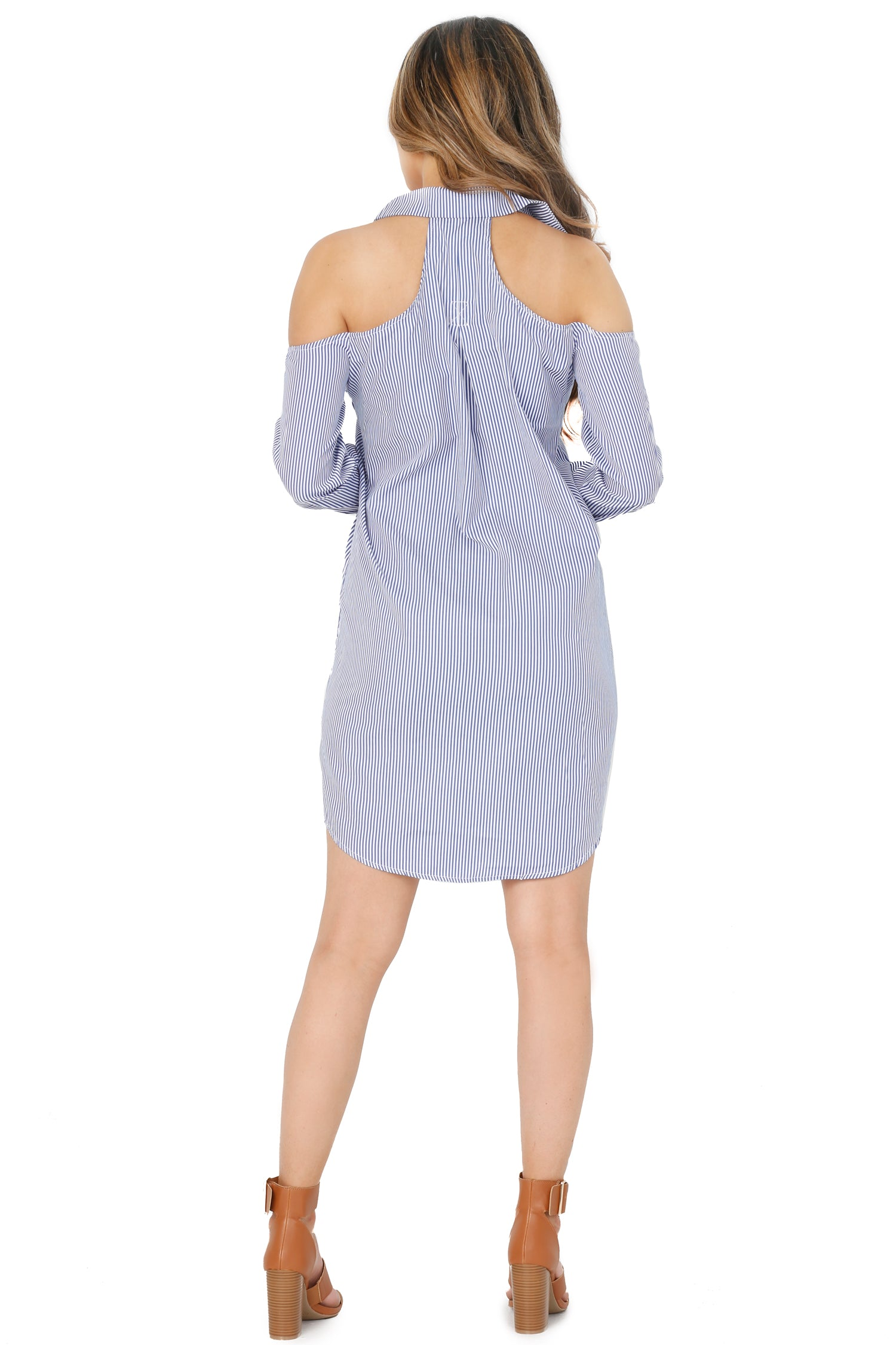 BLAKE SHIRTDRESS