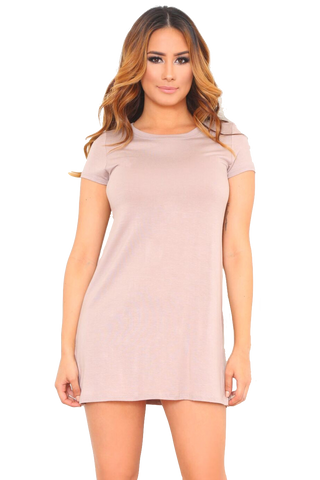 CIARA T-SHIRT DRESS