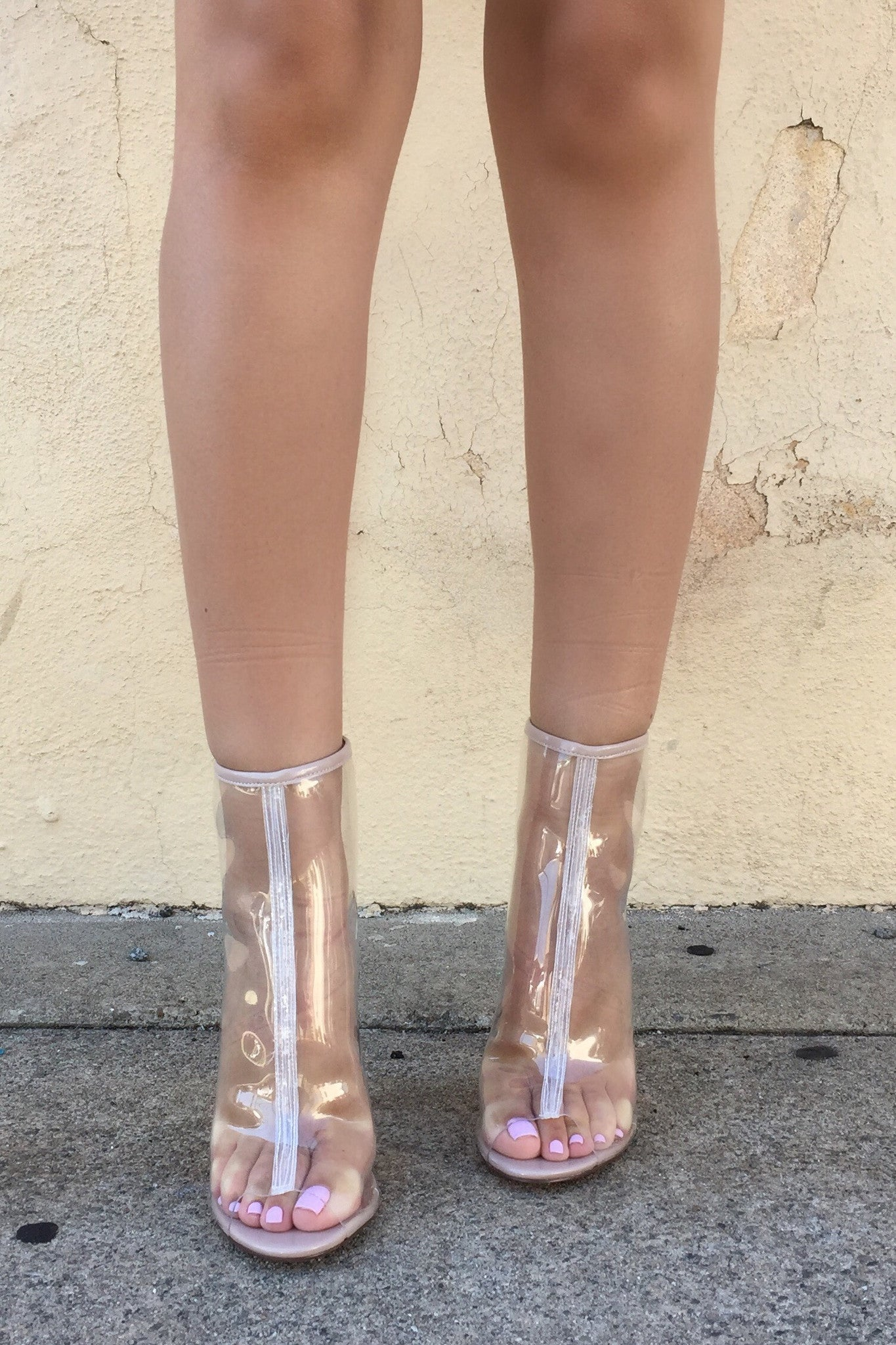 SEEN AROUND TOWN BOOTIES - Glam Envy - 2