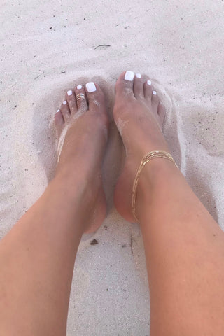 LAYERS ANKLET (AVAILABLE IN GOLD AND SILVER)