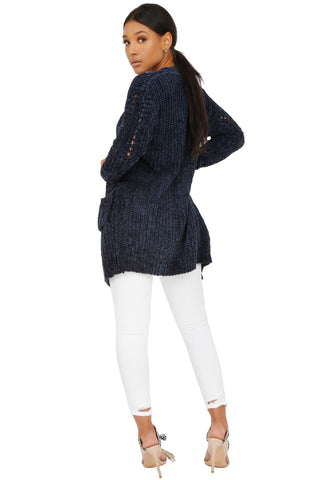 JUST IN TIME CARDIGAN