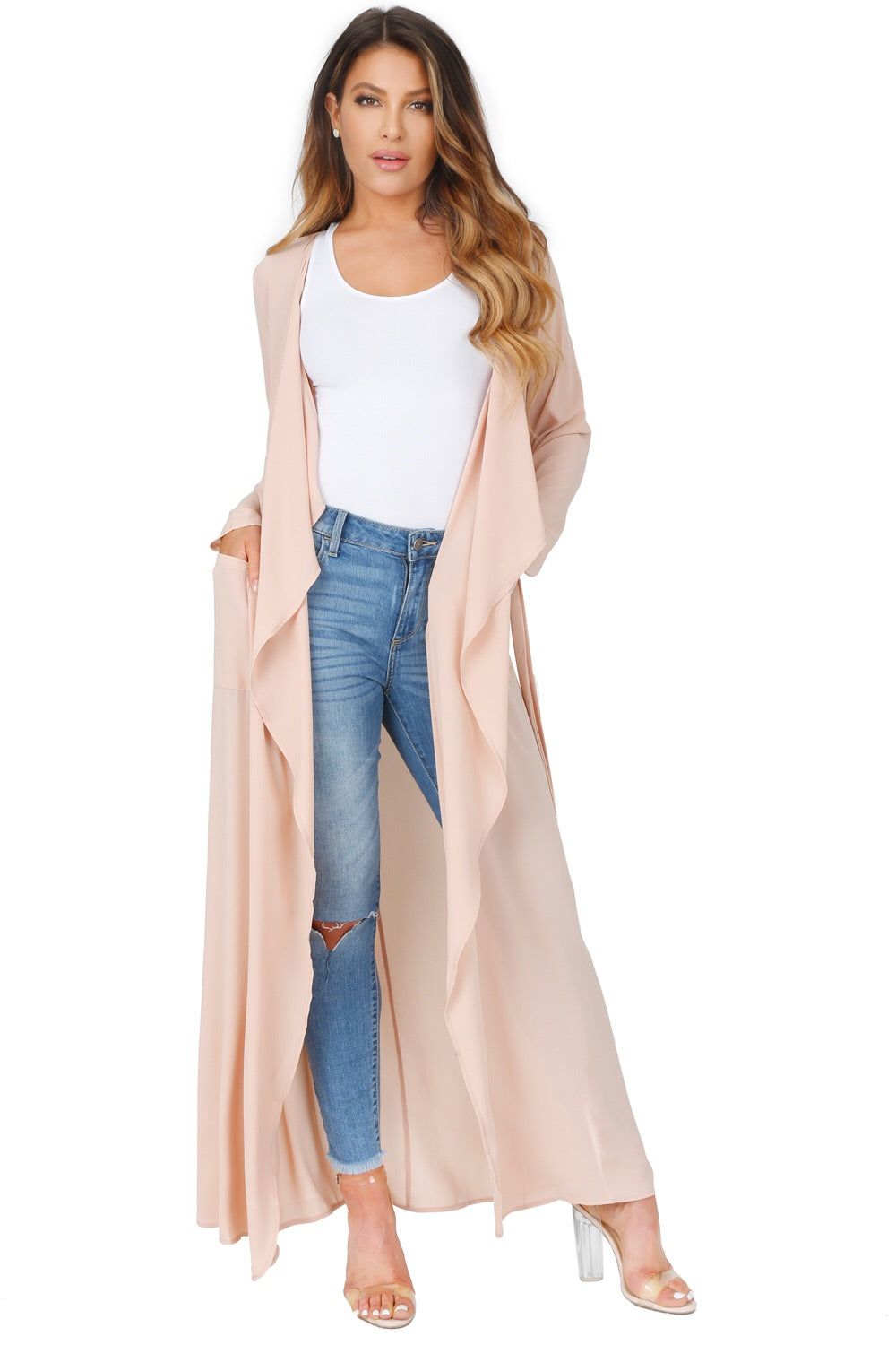 TAYLOR DUSTER CARDIGAN