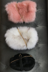 ASSORTED FUR PURSES
