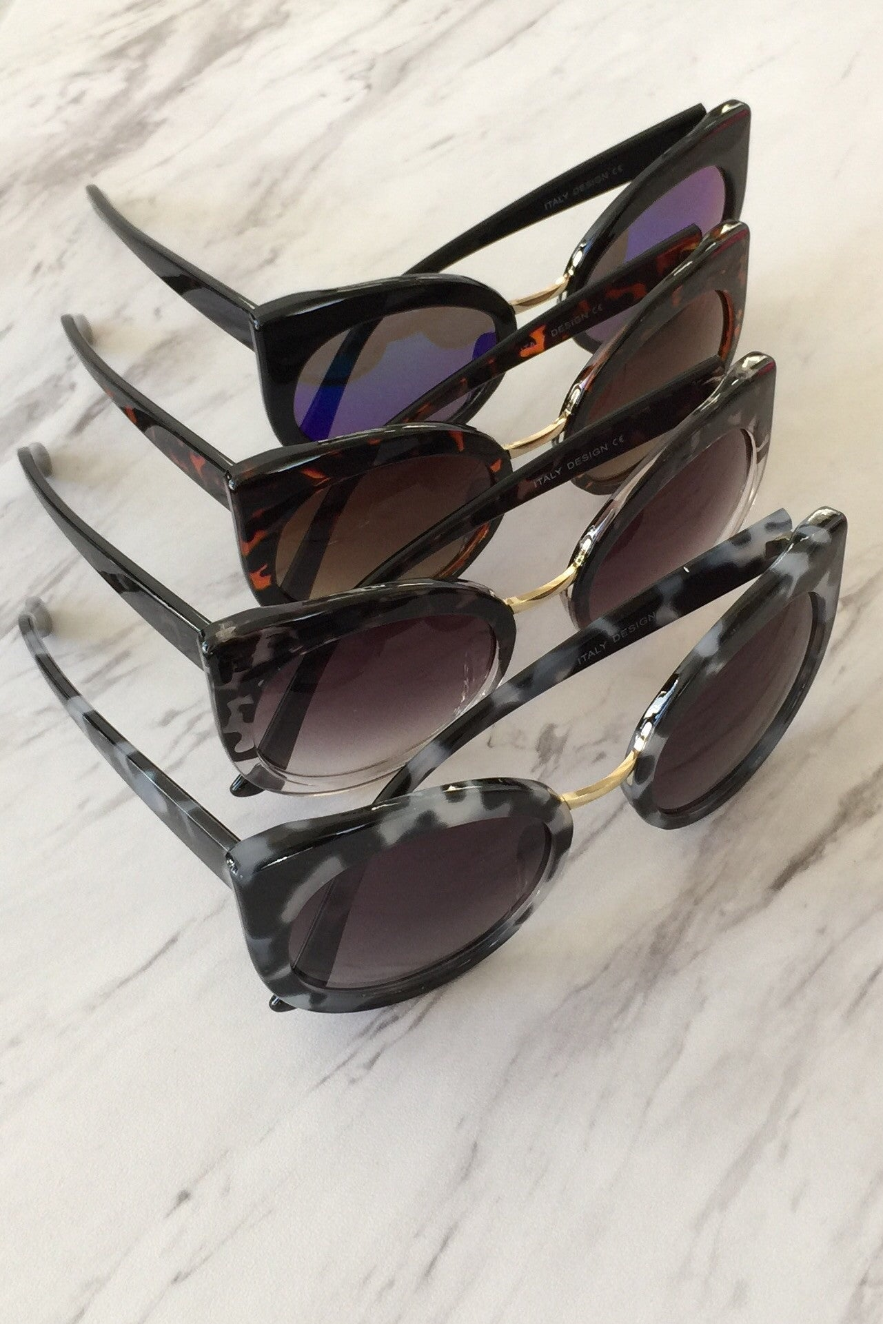 GLAMIFIED SUNGLASSES (NO RESTOCKS)