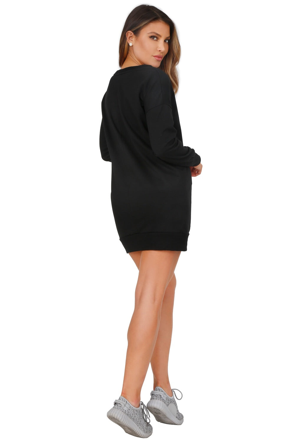 CHARLOTTE SWEATSHIRT DRESS