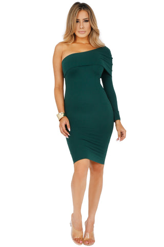 SIERRA KNEE LENGTH DRESS