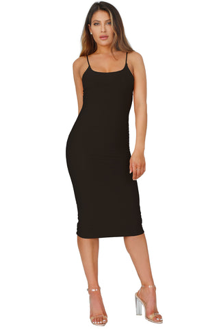 SEDUCTION TANK DRESS