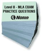 Level II MLA Flash Cards