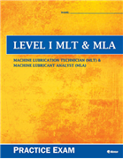 Practice Exam for Level I MLT & MLA Certification - 5 Pack