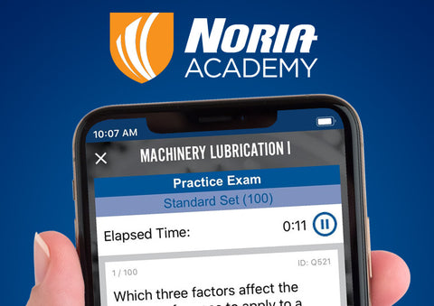 Noria Academy Study Pack - Machinery Lubrication I
