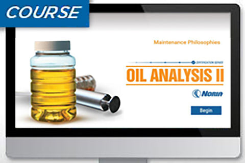 Oil Analysis II Online
