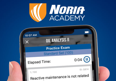 Noria Academy Study Pack - Oil Analysis II