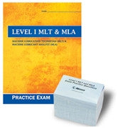 Level I Practice Exam and Flash Cards Bundle