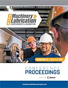 Machinery Lubrication 2018 Conference Proceedings