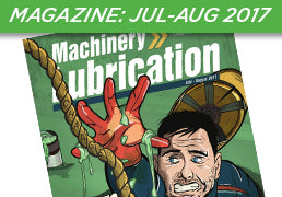 Machinery Lubrication Magazine: July-August 2017