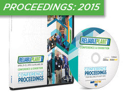 Reliable Plant 2015 Conference Proceedings