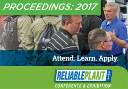 Reliable Plant 2017 Digital Conference Proceedings