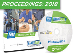 Reliable Plant 2018 Conference Proceedings