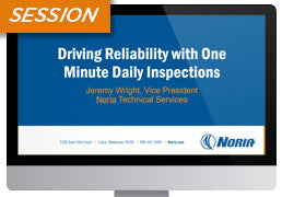 Driving Reliability with One Minute Daily Inspections