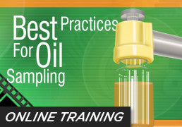Online Training: Best Practices for Oil Sampling